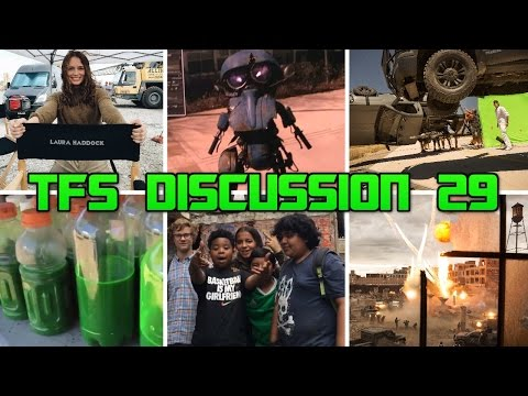 Transformers 5 July News Roundup - Cast, Filming & Energon?