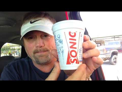 Sonic Drive-In Restaurant ~ Steve's Reviews
