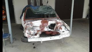 Renault Clio Maxi Race Car Build Project