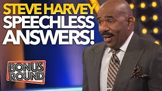 Download Song 10 FAMILY FEUD US ANSWERS That Left STEVE HARVEY SPEECHLESS! Free StafaMp3