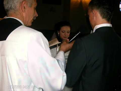 Pierwsza Rocznica ślubu:*Kocham Cię