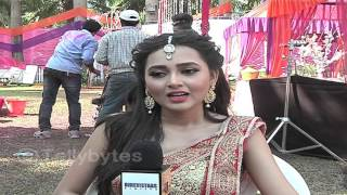 Swaragini - Ragini Laksh Fans are Happy | Catch Tejaswi aka talking about her scenes with Laksh