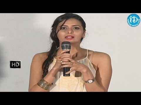 Adavi Kachina Vennela Telugu Movie - Press Meet - Arvind Krishna, Meenakshi Dikshit, Pooja
