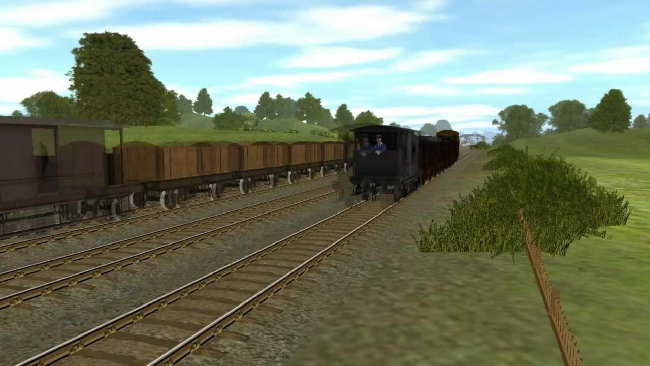 Trainz Splatter And Dodge Promo Release Video Youtube