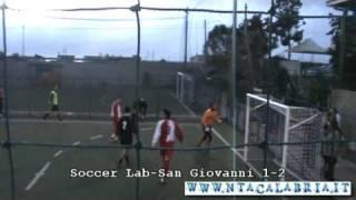 Soccer Lab-San Giovanni 1-2