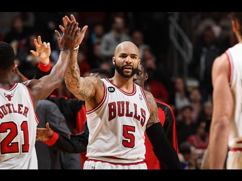 Best of Carlos Boozer with the Chicago Bulls