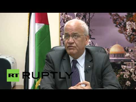 State of Palestine: Chief Palestinian negotiator optimistic UN WILL recognise statehood bid