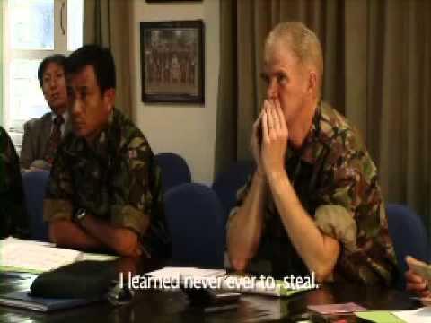 British Gurkha Recruitment Documentary- 2011- part 2