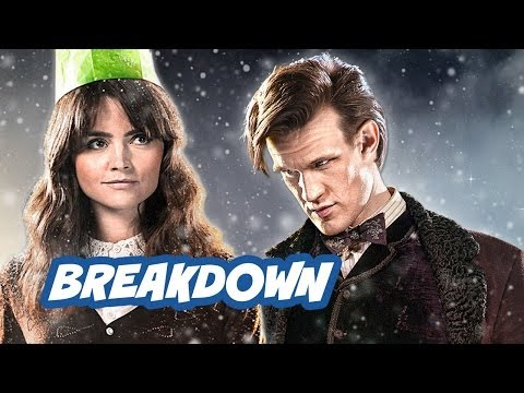 Doctor Who Christmas Special 2013 Breakdown - The Time Of The Doctor