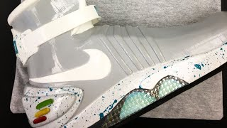 Nike MAG custom 3D - The Sneakers Episode 9