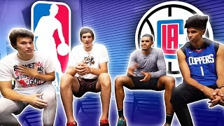 NBA BEST FRIEND CHALLENGE