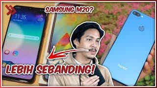 Samsung M20 Mahal! 5 HP Murah Lebih Baik daripada Samsung M20!