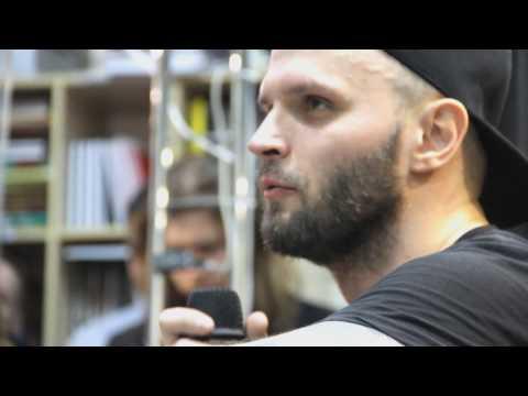 Мастер-класс Даниила Светлова (ударник группы AMATORY)