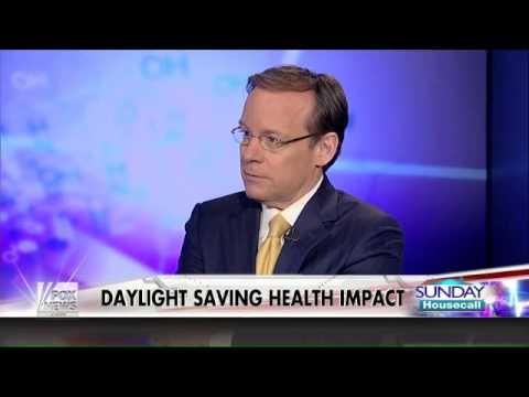 Daylight savings' health impact