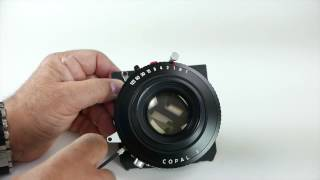 72. Large Format lenses - Part 1