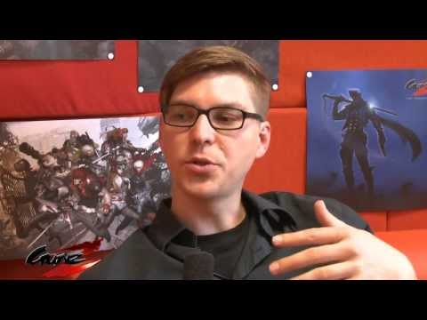 gamescom 2013 GunZ 2: Interview with Christian Schönlein