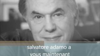 Vídeo 7 de Salvatore Adamo