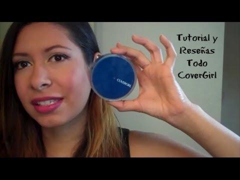 Todo CoverGirl: Tutorial y Reseñas | CoverGirl Full Face
