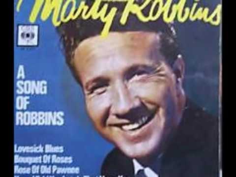 Marty Robbins - I ll go on Alone