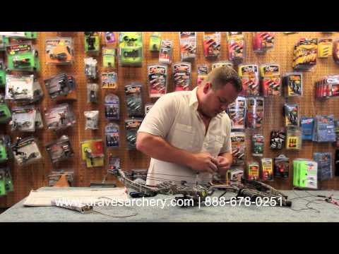 How To Change Your Compound Bow Strings at Home: No Bow Press Required!