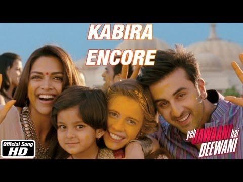Kabira Encore - Yeh Jawaani Hai Deewani | Ranbir Kapoor Deepika...