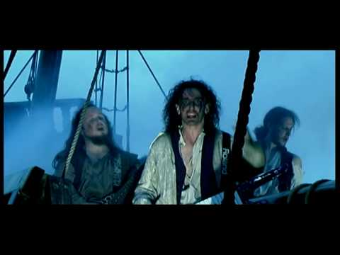 Alestorm - Keelhauled (official) video