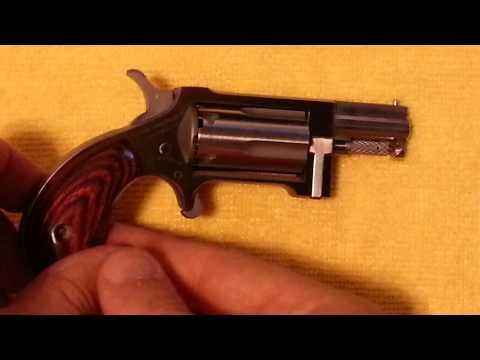 North American Arms Sidewinder .22 Magnum