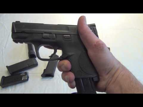 Review of the Glock 26 and M&P 9c 9mm pistols