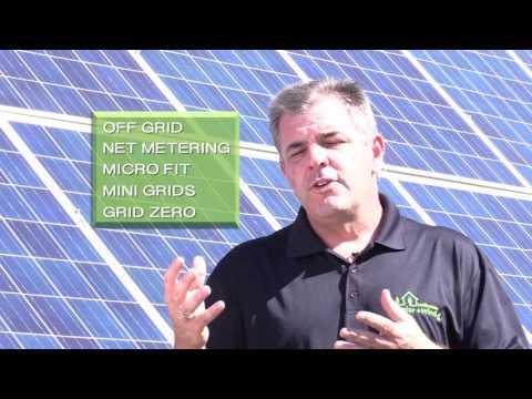 Wind and Solar Energy coming to Haliburton Ontario