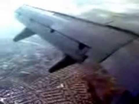 Aterrizaje forsozo.. en una calle de Tabasco