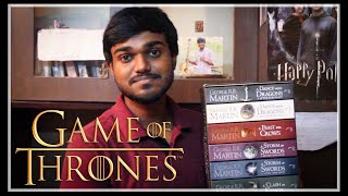 Game Of Thrones 7volume box set | A song of ice and fire Unboxing By Sumit