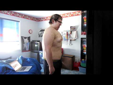 DAY 195 - PETE IS LOSING IT - 255 lbs