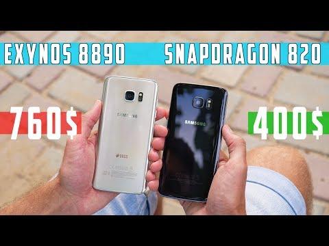 Galaxy S7 Edge на Snapdragon 820 за 400$ с Aliexpress . Как это было…