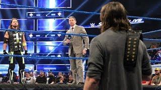 WINC Podcast (1/22): WWE SmackDown Review With Matt Morgan, Daniel Bryan - AJ Styles Feud, John Cena