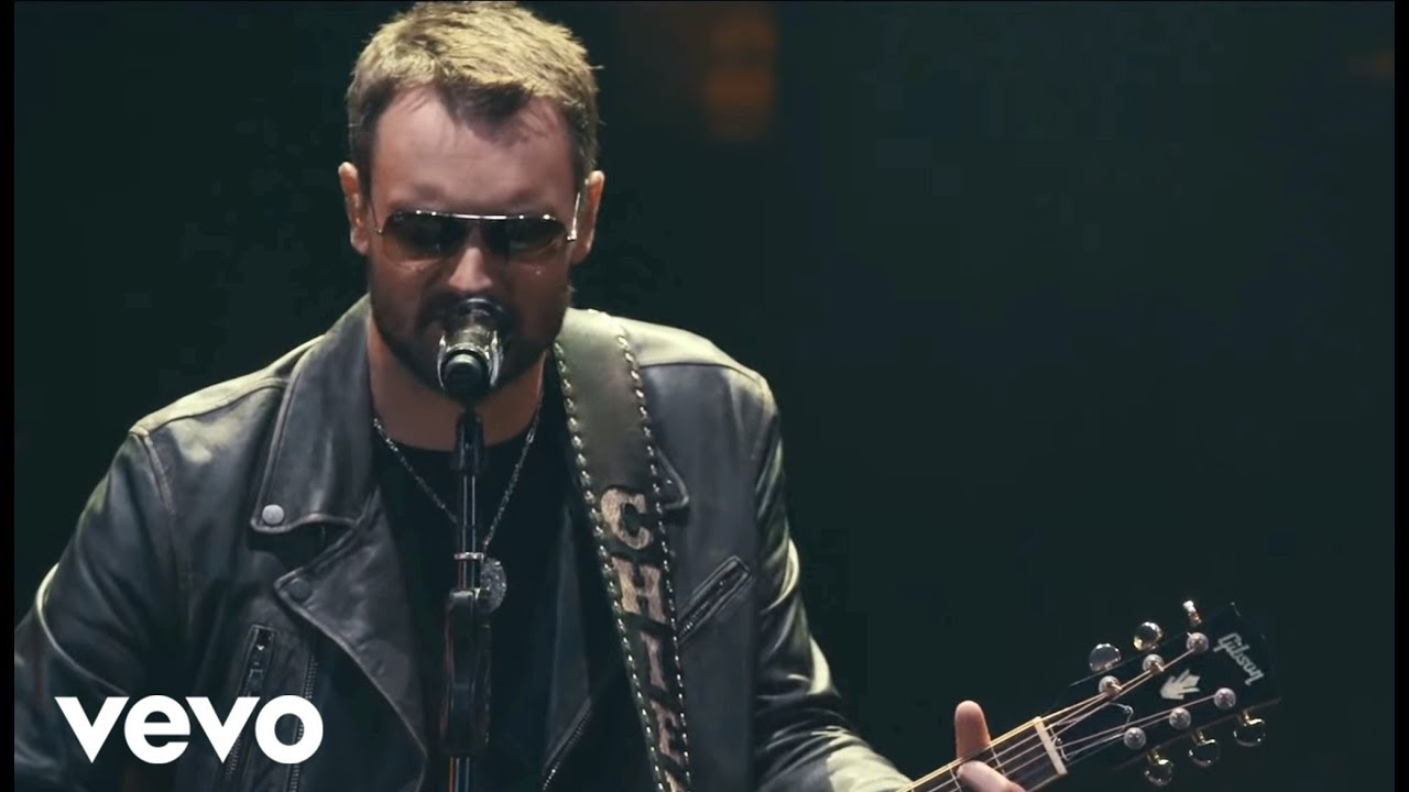 Eric Church - Kill A Word (Live At Red Rocks)