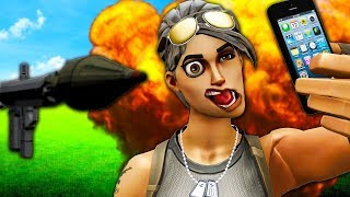 FORTNITE FUNNY MOMENTS WITH SHIMENOY