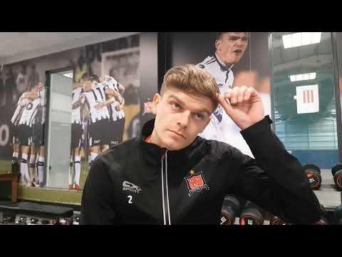 Sean Gannon FAI Cup Final Preview