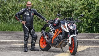 FIRST RIDE: 2017 KTM 1290 Super Duke R Malaysian review - RM118k