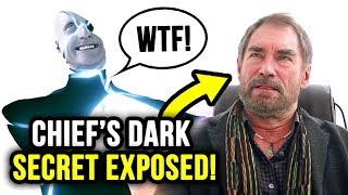 "OMG!! Chief Was Hiding THIS?! - Doom Patrol Episode 14 Review ""Penultimate Patrol"""