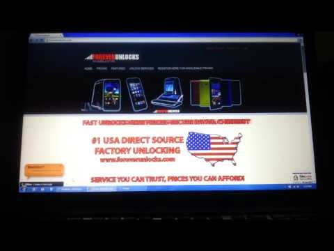 How to Complete the Factory Unlock Process for USA AT&T iPhone 5. 4S. 4. 3GS. 3G. 2G on ANY iOS