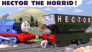 Thomas & Friends Hector The Horrid toy train troublesome truck fun story