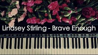 """Lindsey Stirling   """"Brave Enough"""" Cover"""
