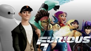 Furious 7- Big Hero 6 Crossover Trailer