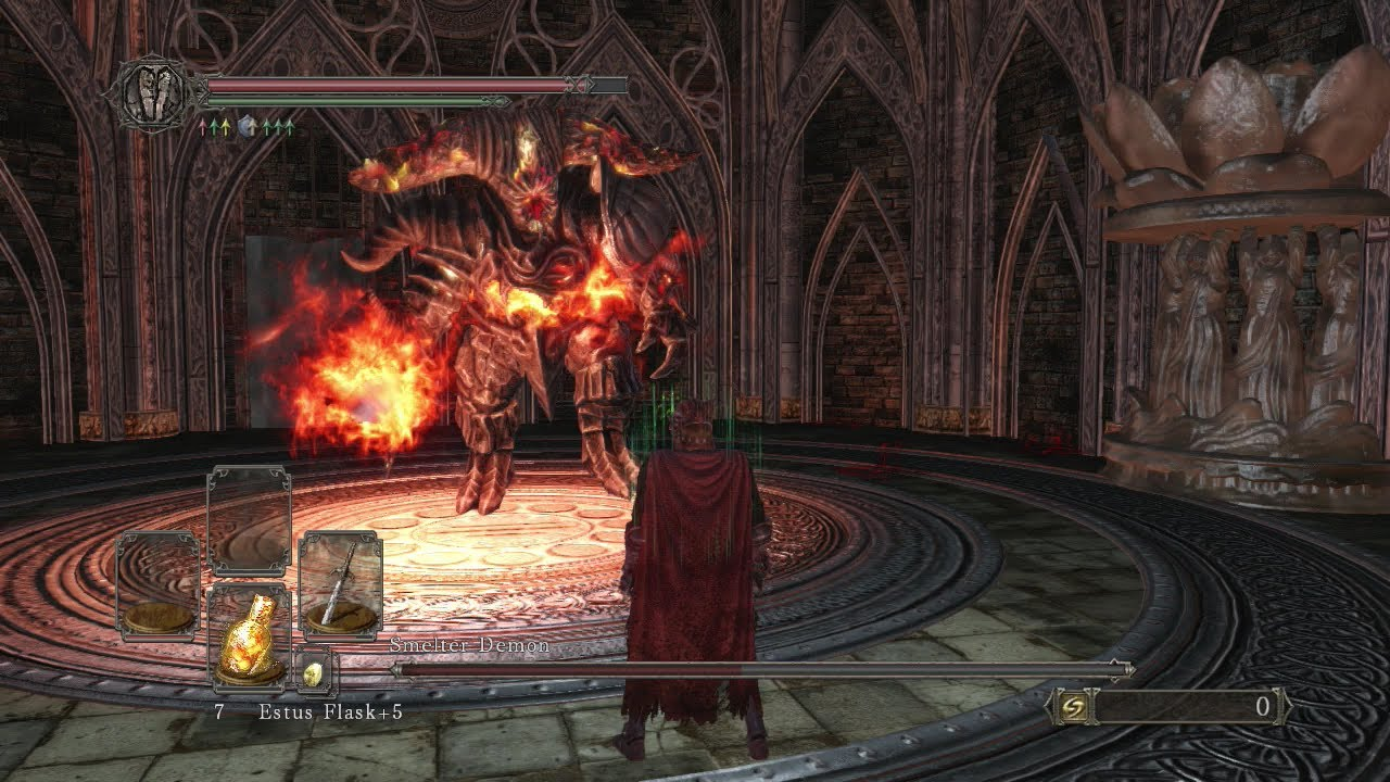 dark souls how to make summon re appear