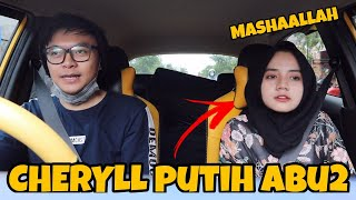 Download lagu BAPERIN CHERYLL @Putih Abu-Abu YANG MANIS LUAR BIASAAA | PRANK TAKSI ONLINE AYA IBRAHIM