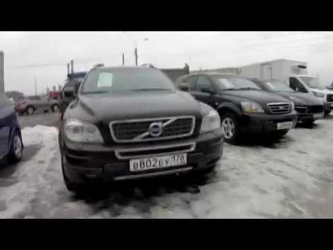Подбор Вольво Volvo XC90 часть 1