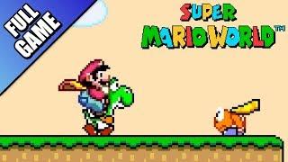 Super Mario World - Complete Walkthrough (Full Game)