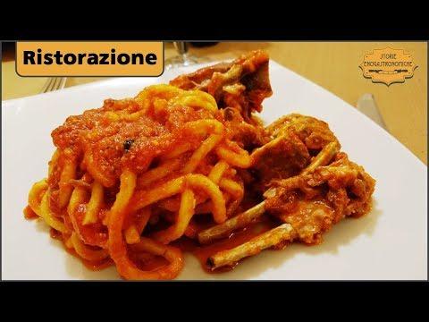 """I piatti del ristorante """"La Costa"""" a San Nicandro da """"Franchino"""" In via Magenta (zona Castello)"""