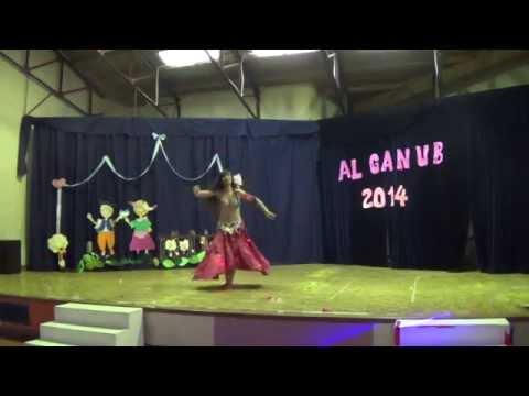 Danzas Arabes AL GANUB Rio Gallegos 2014 -Prof  Gisel Oyarzun