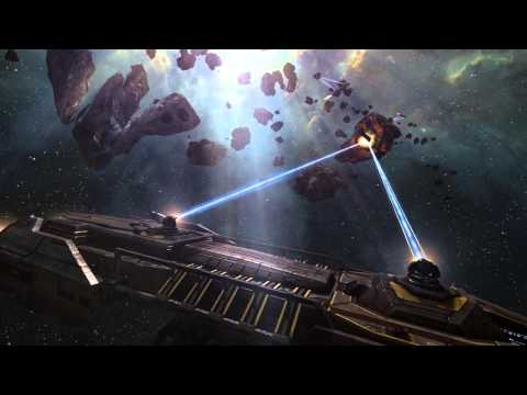 EVE Online's New Trailer Showcases Players Being Amazing
